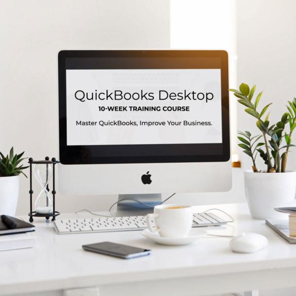 quickbooks desktop course